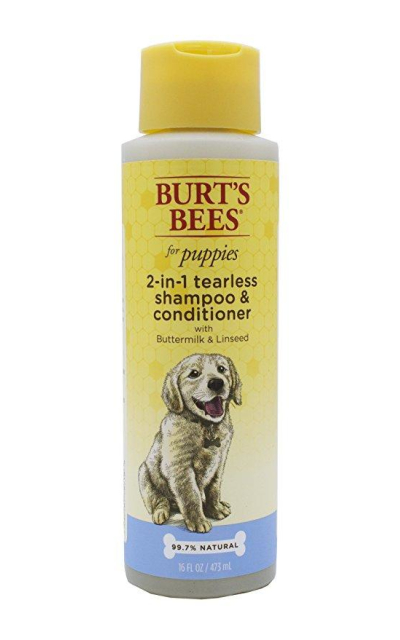 Burt's Bees Dogs All-Natural Shampoos Conditioners