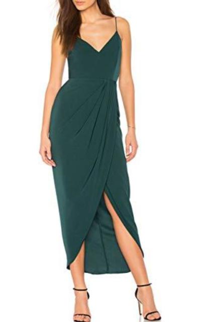 cmz2005 Backless Maxi Dress