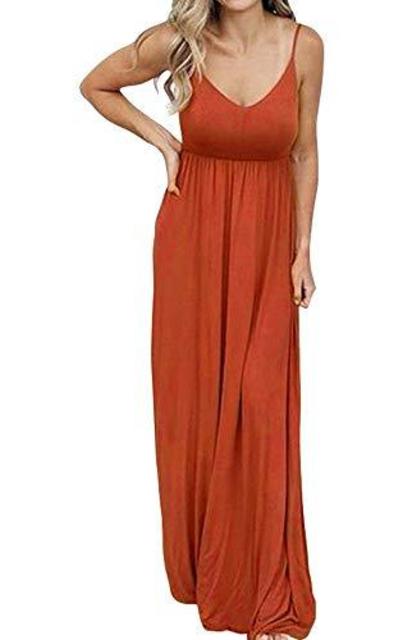 PRIMODA Maxi Long Dress