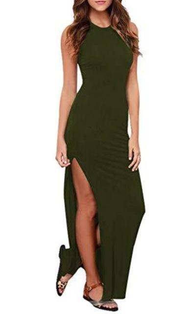 Meenew Maxi Tank Dress