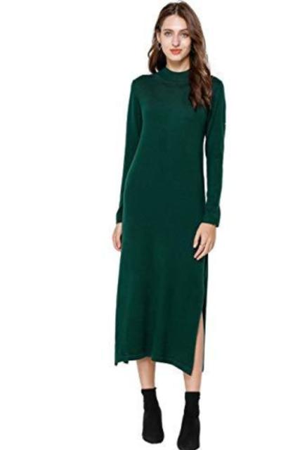 FINCATI Sweater Dress