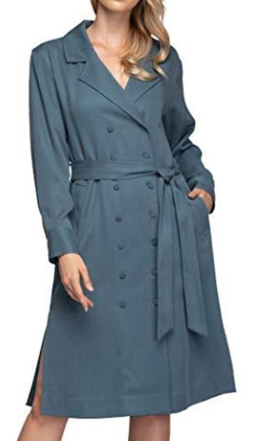 Dior Midi Shift Blazer Dress