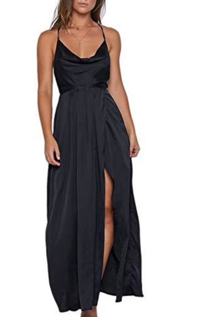 Yimeili Maxi Party Dress