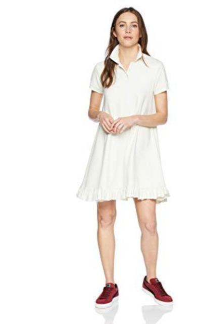 PUMA Fenty Polo Swing Mini Dress