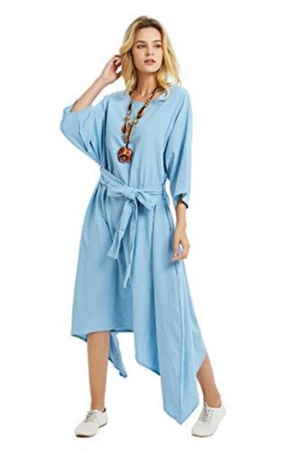 Anysize  Cotton Dress