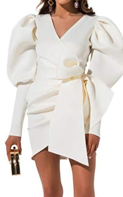 AKIRA Statement Mini Dress