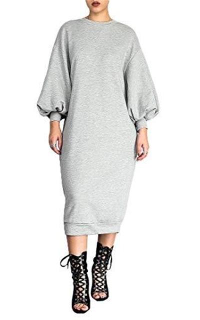 Speedle Sweatshirt Dress