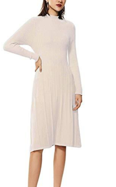 RanRui Sweater Dress