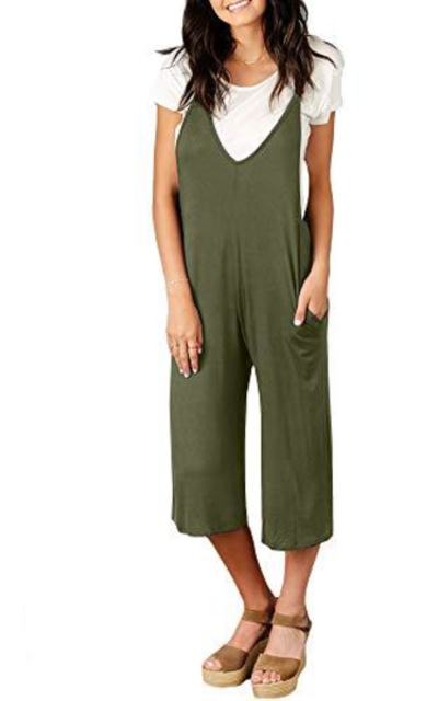 Spadehill Loose Fit Jumpsuit with Pocket