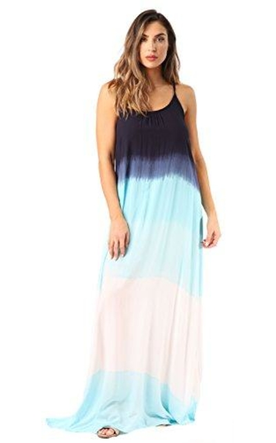 Riviera Sun Maxi Dress