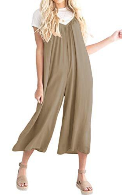 Style Dome Casual Jumpsuits Overalls