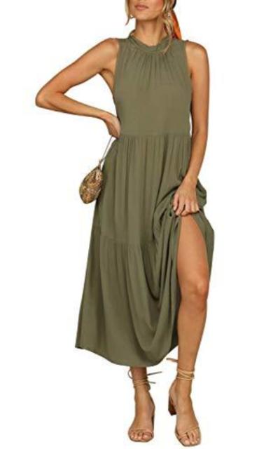 Glamaker Maxi Dress