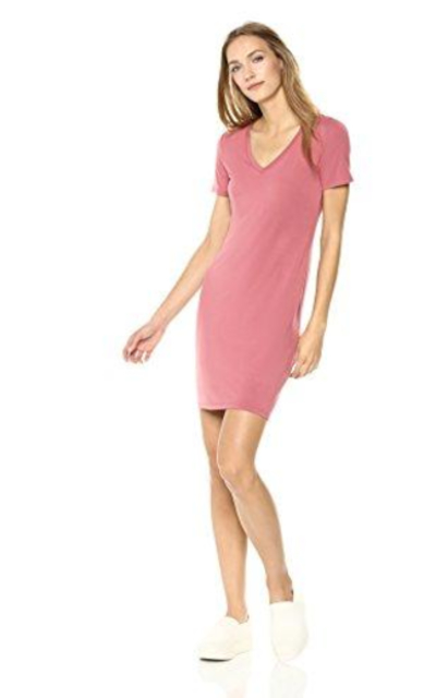 Daily Ritual Jersey T-Shirt Dress