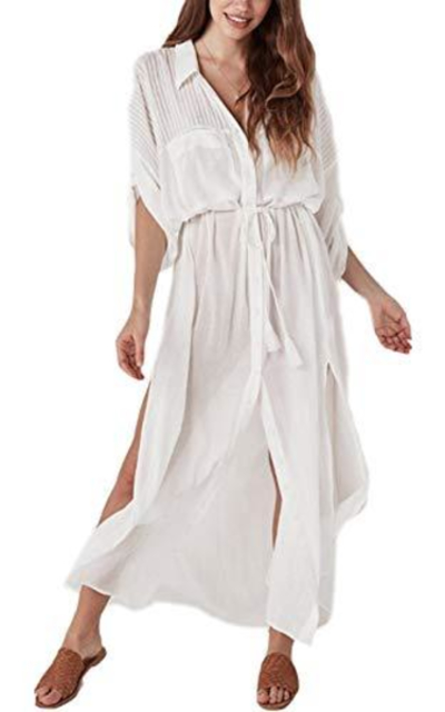 Beach Wear Kimono Cover up
