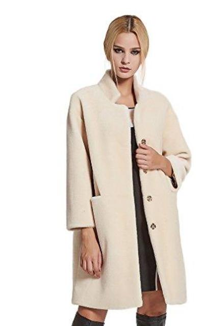 Lamb Shearing Fur Coat