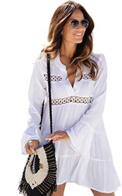 AVANZADA Tunic Dress