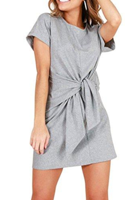 Haola T Shirt Dress
