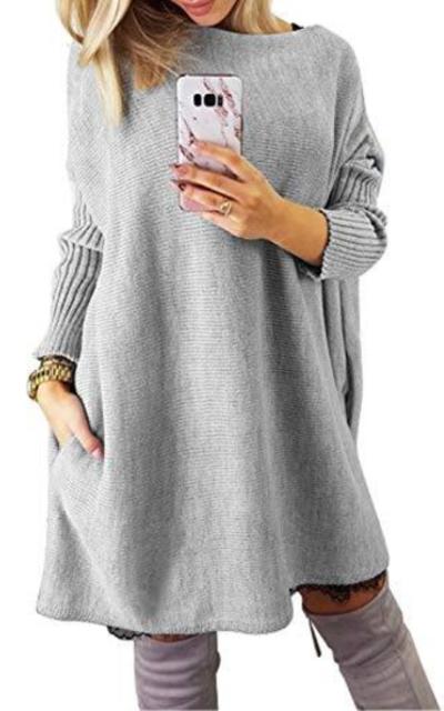 Dearlovers Oversized Sweater Dress