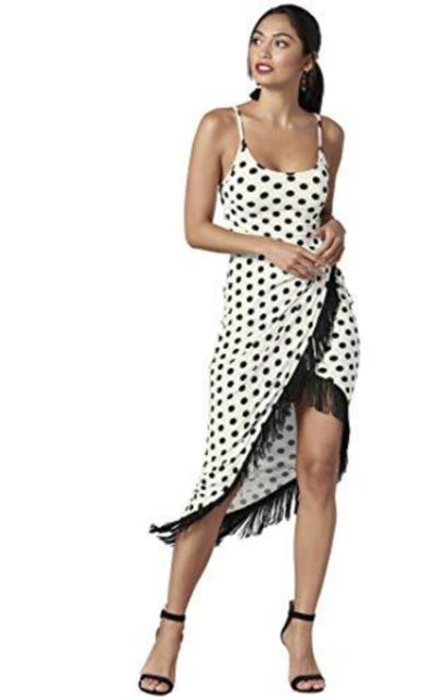 Venus  Fringe Detail Dress