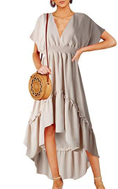 Joteisy Maxi Dress