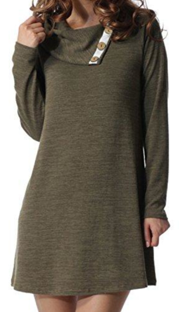levaca Sweater Dress