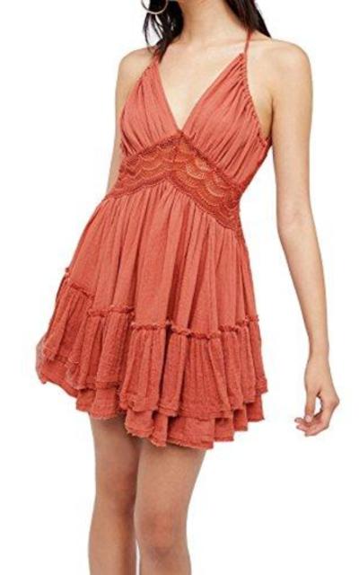 R.Vivimos Ruffles Dress