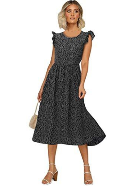 LANISEN Midi Dress