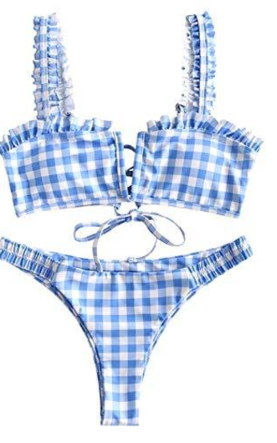 ZAFUL V-Wired Bikini Swimsuit