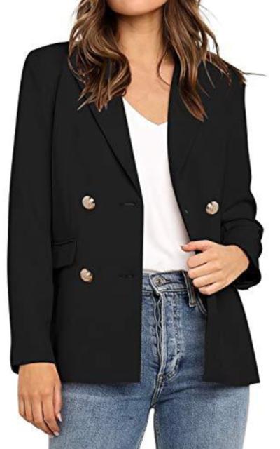 Utyful Pocket Blazer Jacket