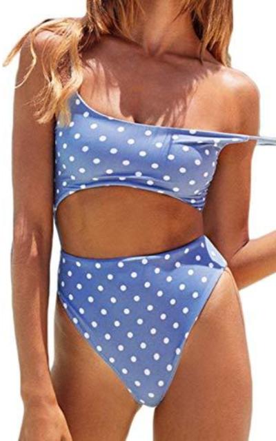 Meyeeka Cutout  Swimsuit