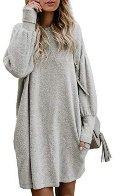Bdcoco Knitted Sweater Dress