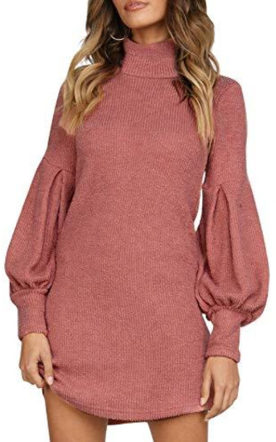 Zandiceno Sweater Dress
