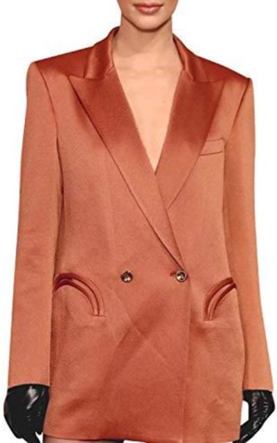 D Jill Blazer Jacket Coat