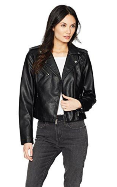 Levi's Vegan Leather Jacket