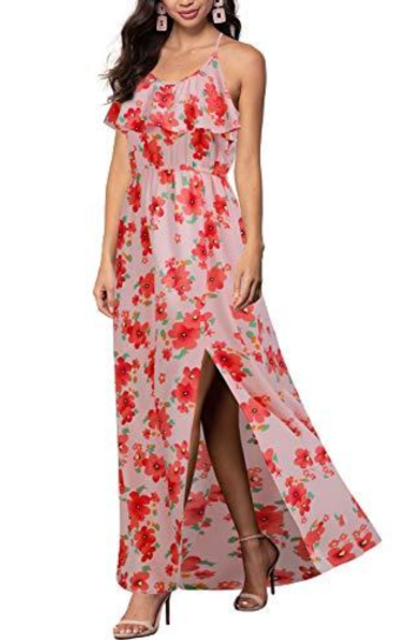 REPHYLLIS Maxi Summer Dress