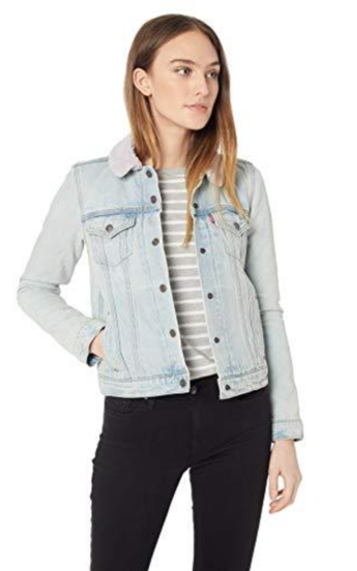 Levi's Women's Thermore Original Trucker