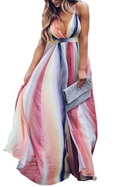 Beuway Rainbow Dress
