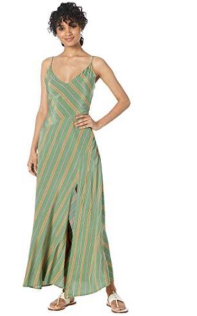 ASTR the label Jessi Maxi Slip Dress