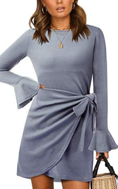 Aliling Wrap Dress