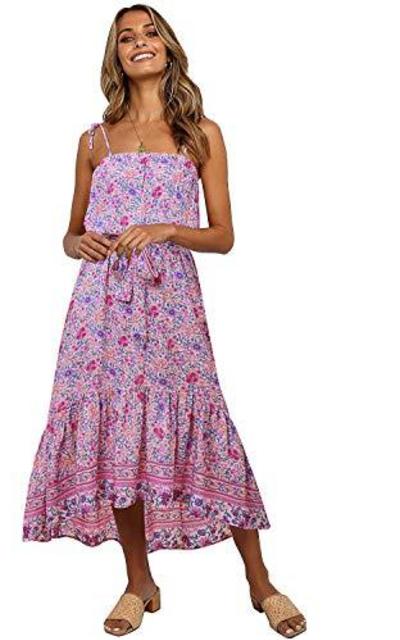 SOLERSUN Floral Dress