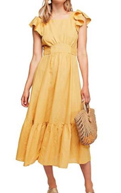 R.Vivimos Summer Dress