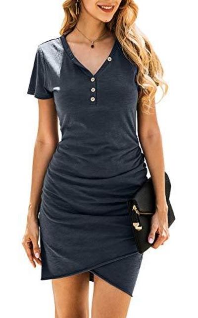 BTFBM T Shirt Short Mini Dress