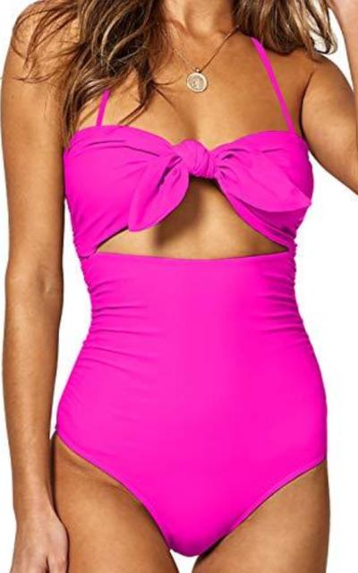 BOOSOULY High Waist Swimsuit