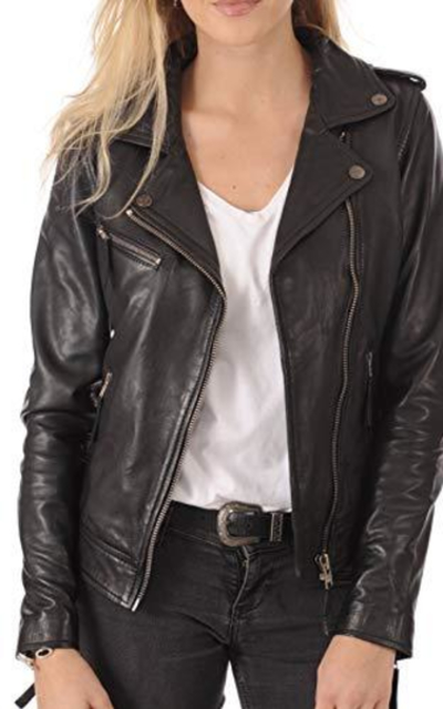 KYZER KRAFT Leather Jacket