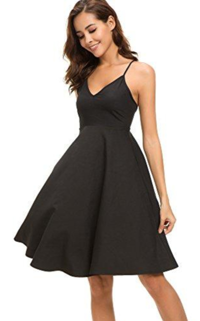 Eliacher Swing Dress