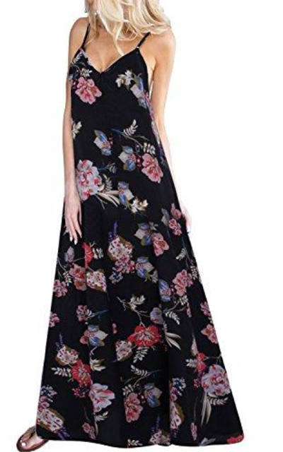 Kidsform Maxi Dress