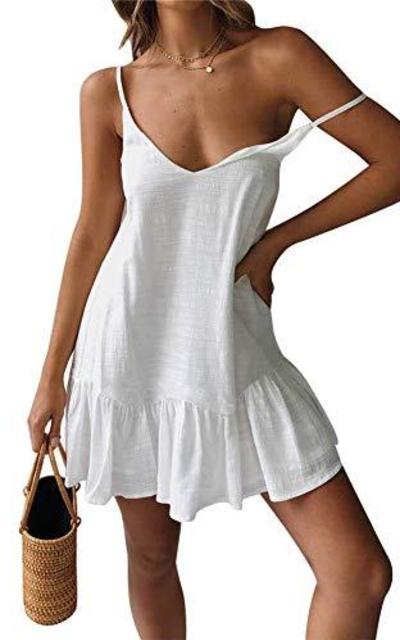 Swing Short Beach Dress