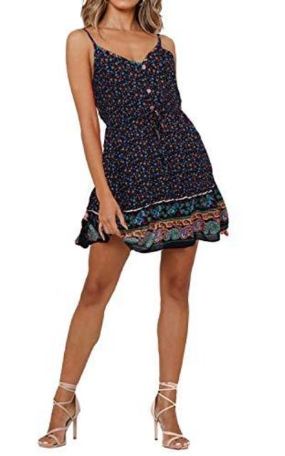 GOSO Bohemian Dress