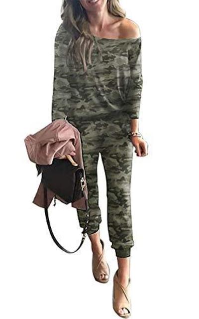 PRETTYGARDEN Long Sleeve Jumpsuit