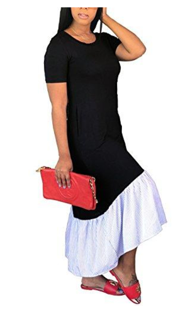 YouSun A-line T-Shirt Dress